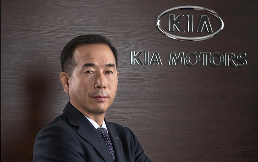 Главой представительства Кия в РФ стал Чжон Вон Чжон