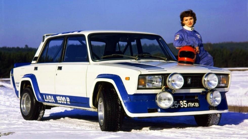 На фото: Lada Sport VFTS '1982–86
