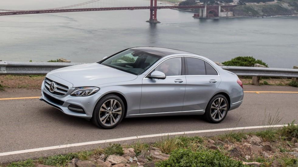 Mercedes-Benz C 350 e Avantgarde Line Worldwide (W205) '2015–н.в.