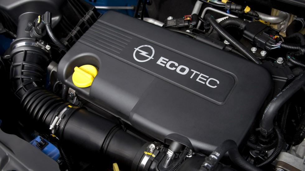 На фото: Под капотом Opel Mokka '2012–16