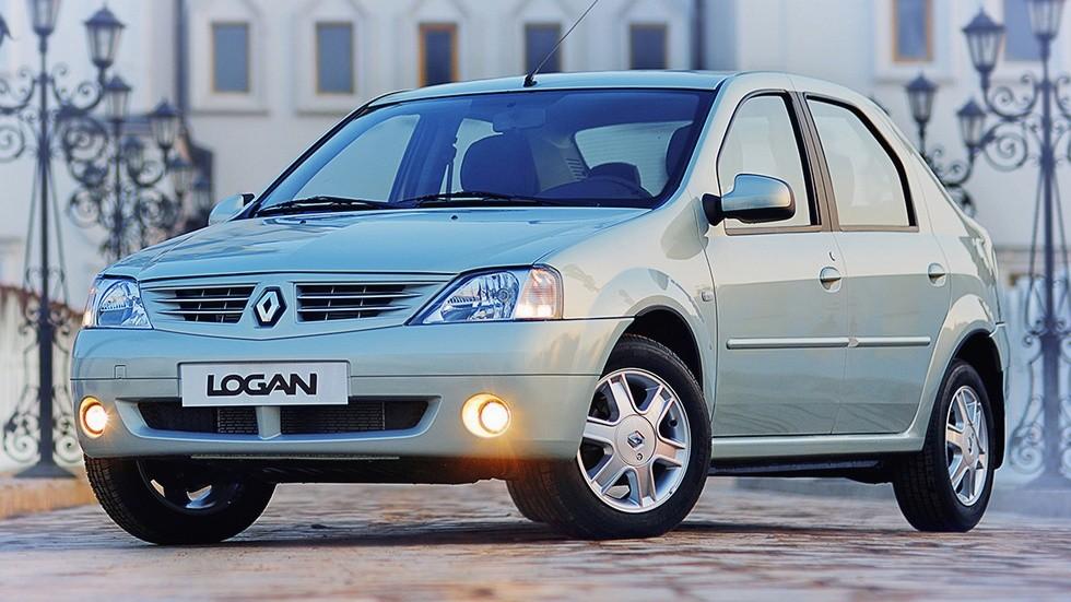 Renault Logan '2004–09