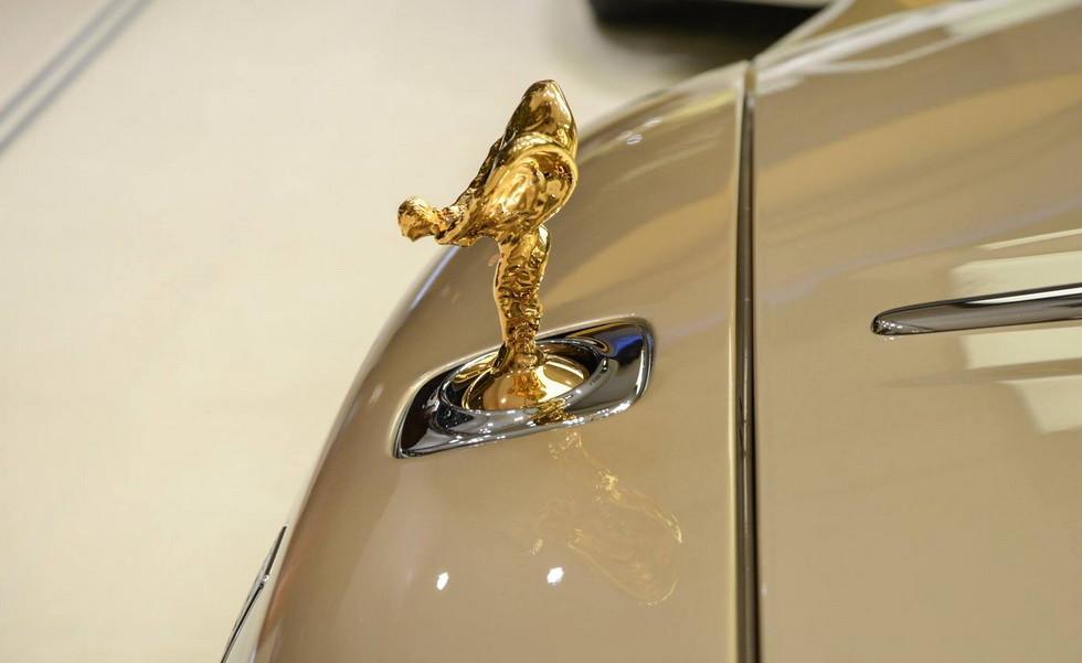 Rolls-Royce Ghost получил богатейшую версию для Абу-Даби
