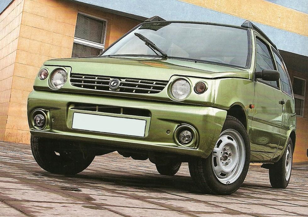 СеАЗ-11116 Ока '2006–08
