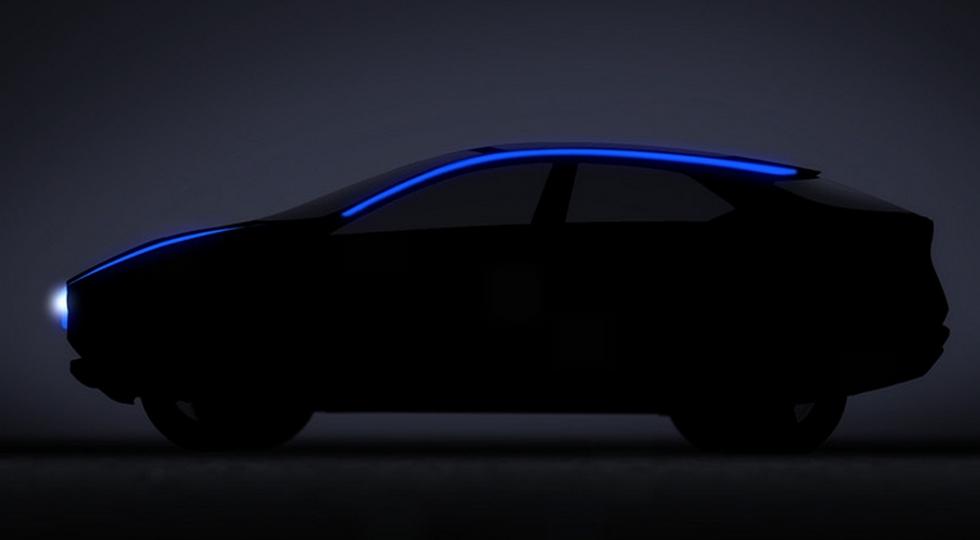Тизер нового концепта Nissan