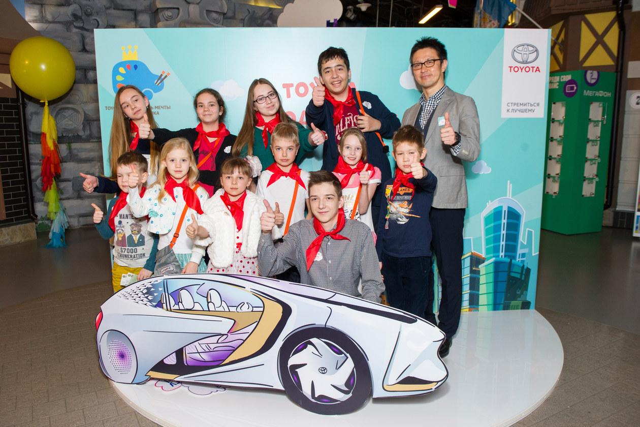 Автомобильные конкурсы для детей