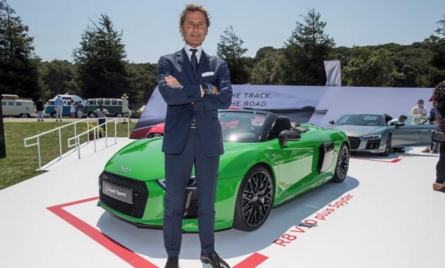 Президентом Бугатти стал экс-глава Lamborghini