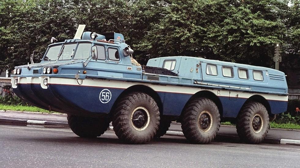 ЗиЛ-49061 Синяя Птица '1975–91