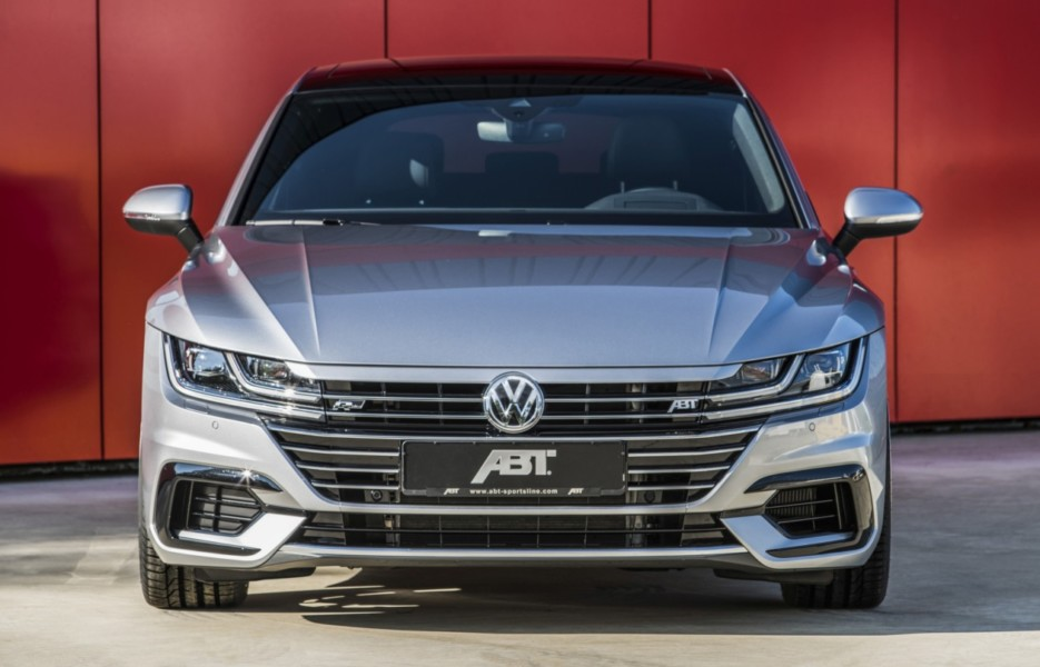 Volkswagen Arteon обзавелся тюнинг-пакетом