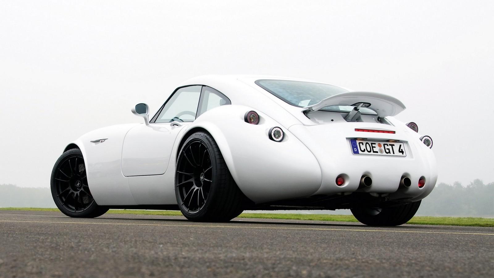 Возрожденные спорткары Wiesmann будут иметь мотор  БМВ  M5