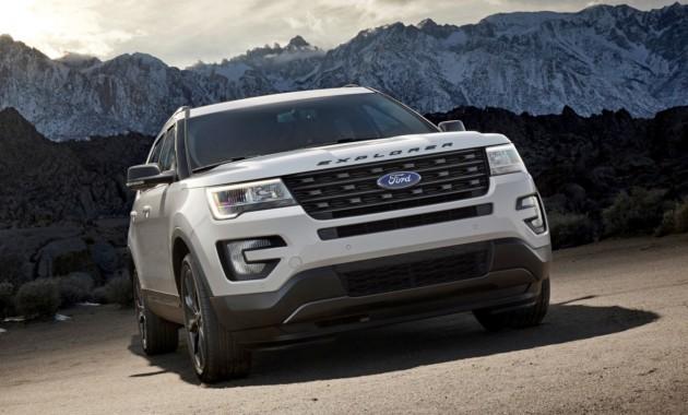 Форд вначале осени увеличил продажи в Российской Федерации на33%