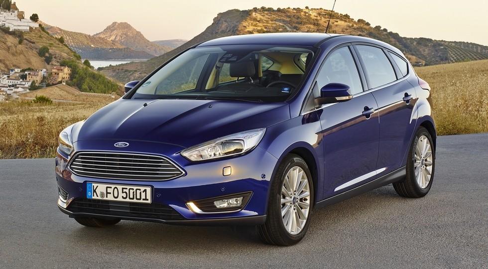 663 автомобиля Форд  реализовано  в РФ  засентябрь