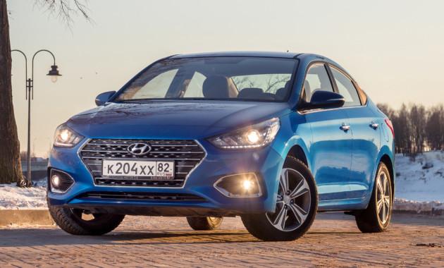 Завод Хендай вПетербурге увеличил выпуск авто на12%