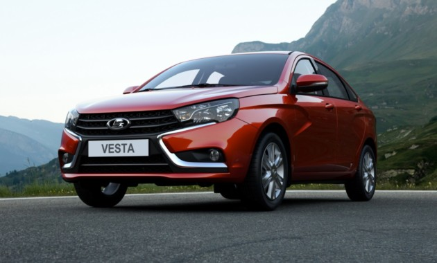 Продажи авто Лада вначале осени вевропейских странах увеличились на23,8%