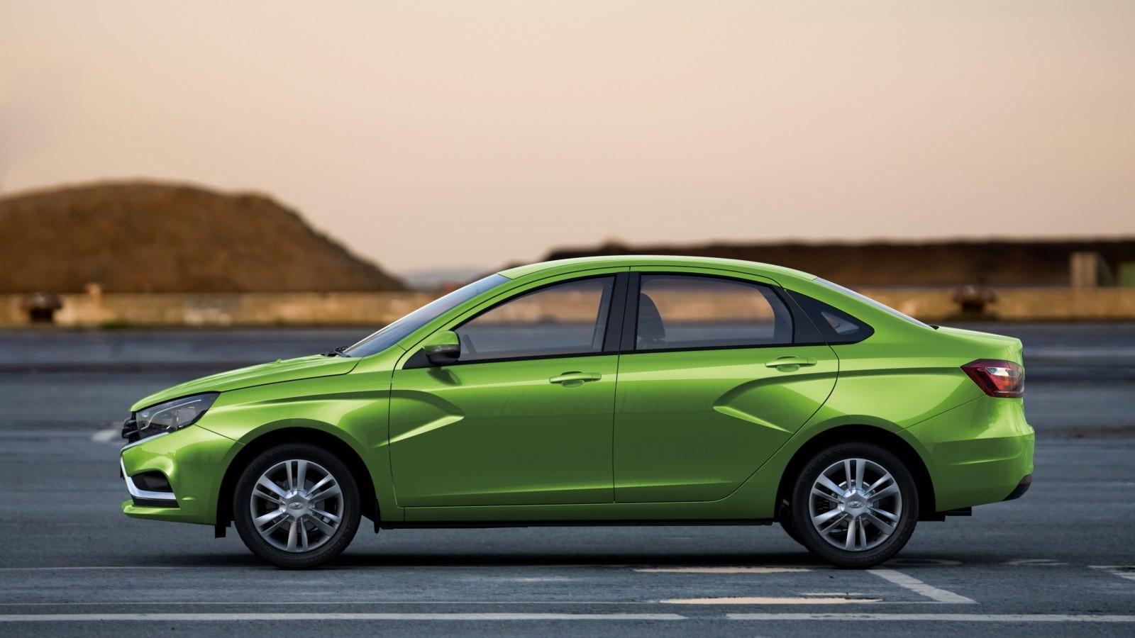 Объём производства легковых автомобилей в РФ вначале осени увеличился