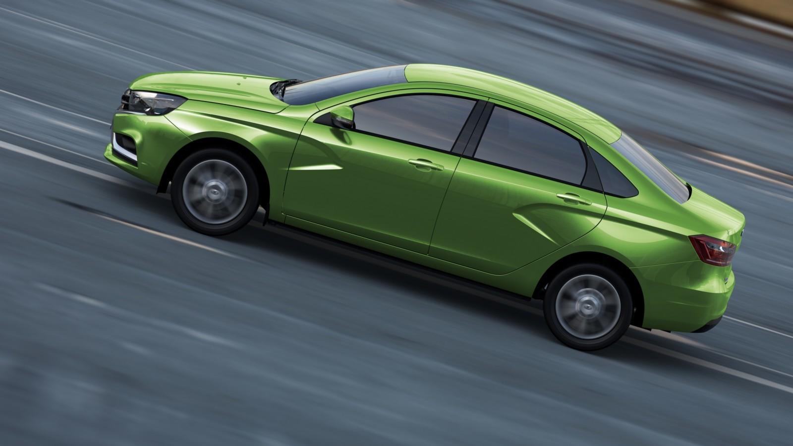 Лада Vesta получит 1,3-литровый турбированный мотор от Рено