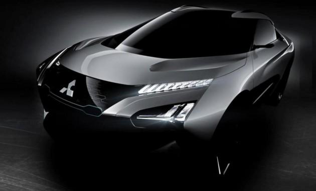 Концепт-кар Митцубиши e-Evolution научит вождению