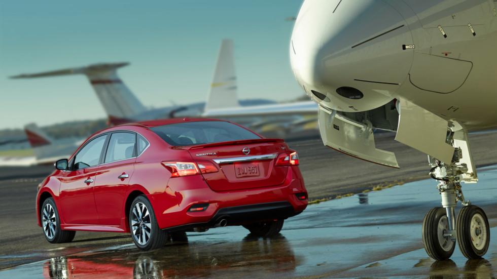 Nissan «освежил» седан Sentra
