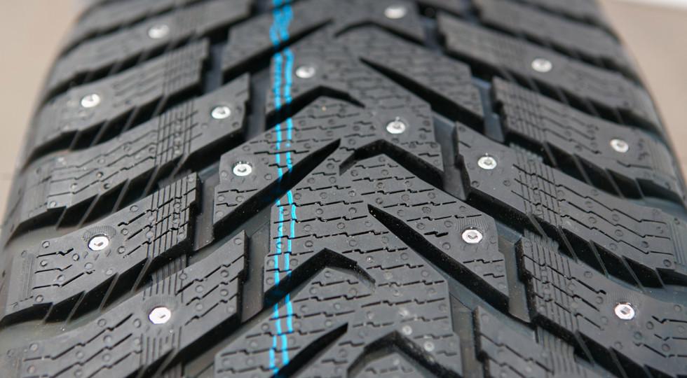Завод Nokian Tyres воВсеволожске выпустил 100-миллионную шину