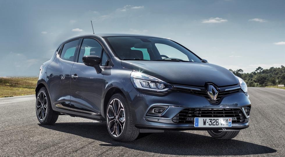 На фото: Renault Clio