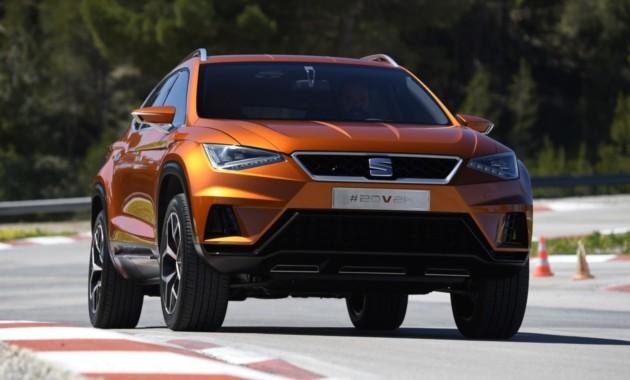 Кроссоверное купе Сеат  появится в 2020-ом