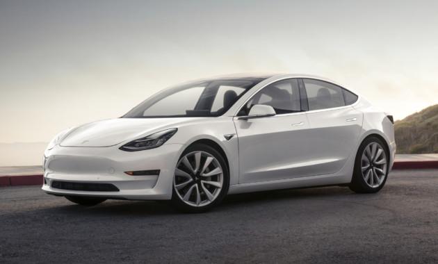 Жители России  смогут приобрести  Tesla Model 3 через «Яндекс»