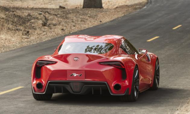 Возрожденный Тойота Supra выпустят под брендом Gazoo