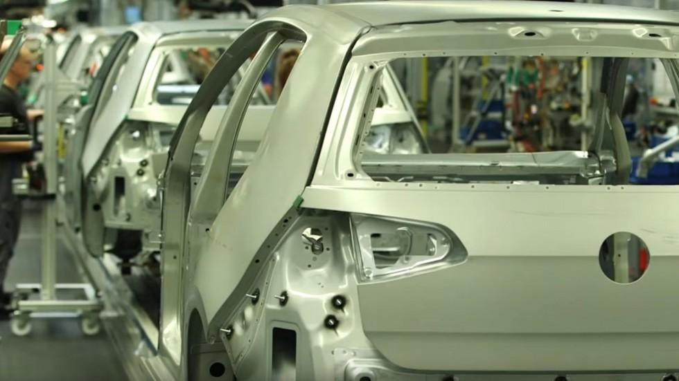 Концерн VW планирует перенести часть производства изЧехии вГерманию