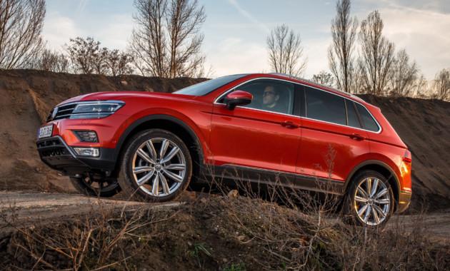 Лада 4x4 вошла впятерку самых известных SUV в Российской Федерации