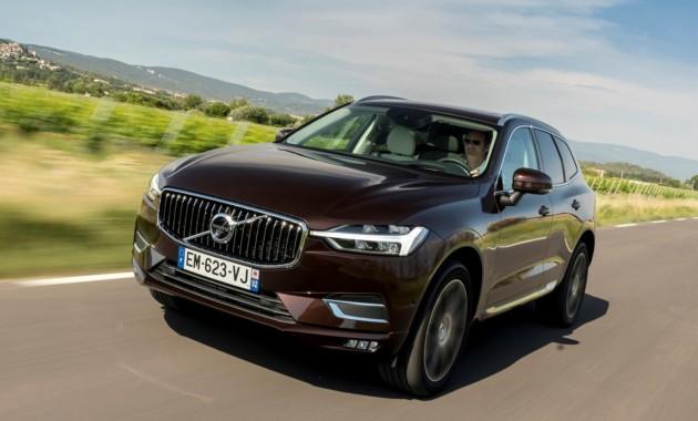 13ОктОбъявлены цены нового Volvo XC60 для России