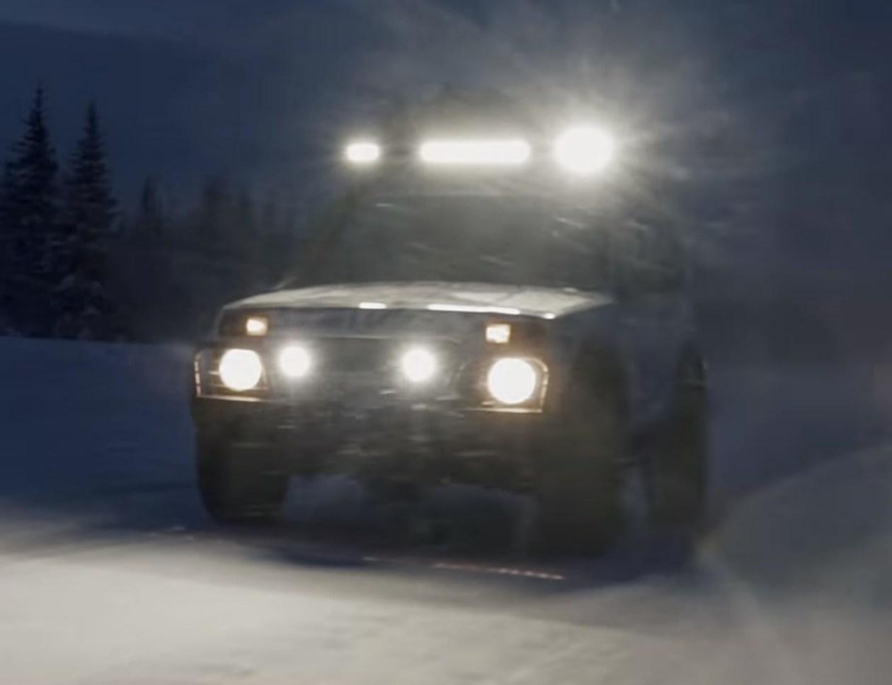 Холодная красота: анонс фильма «Дикари в Якутии»