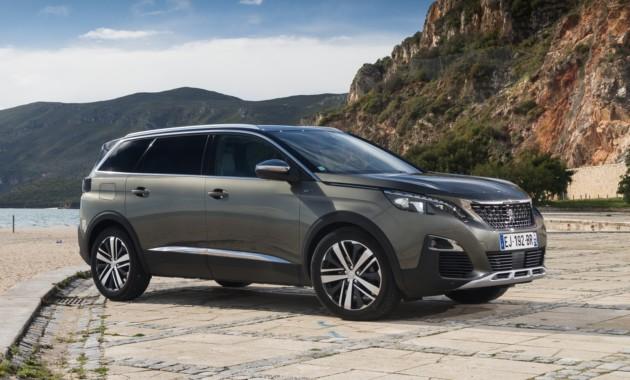 Компания Peugeot (Пежо) планирует торговать в РФ новый кроссовер