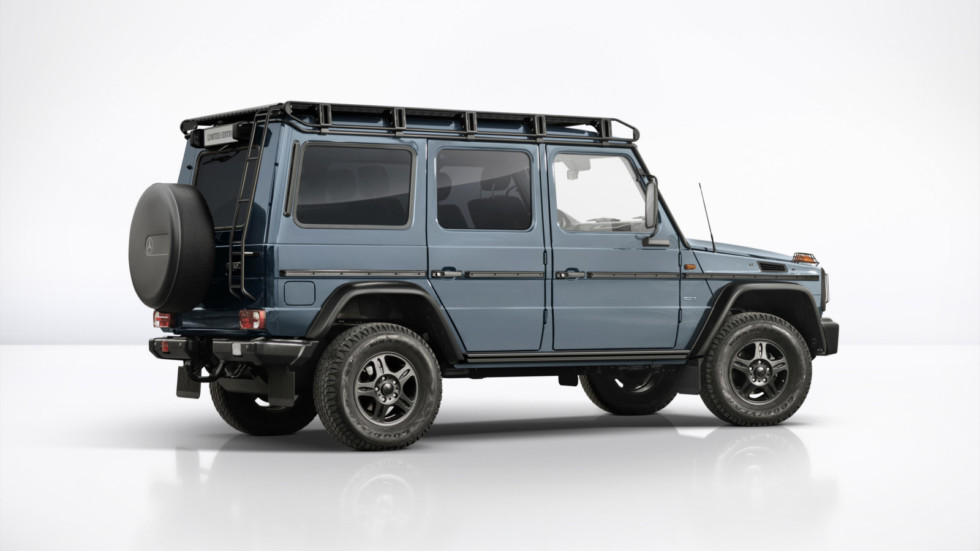 Mercedes-Benz G 350 d Professional Limited Edition, 2017