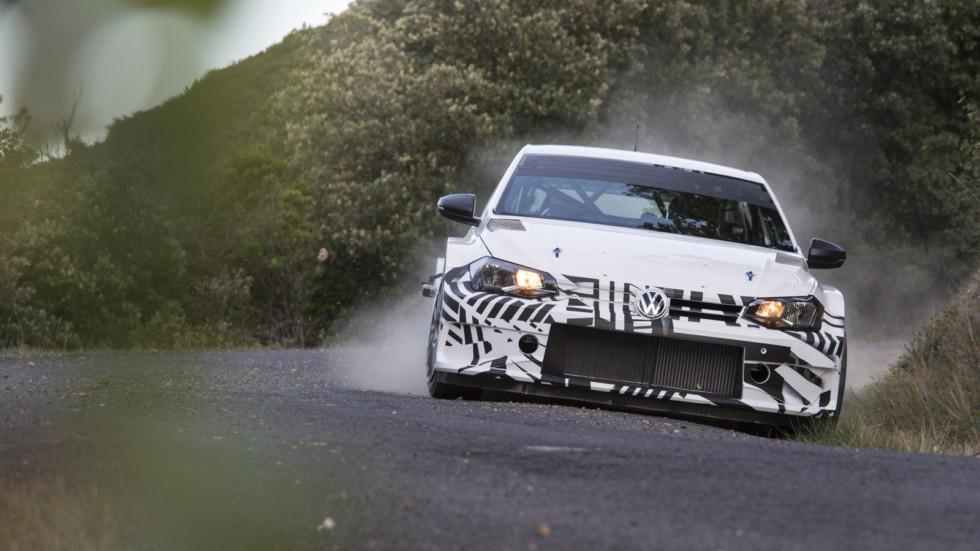Volkswagen Polo GTI R5 - Test
