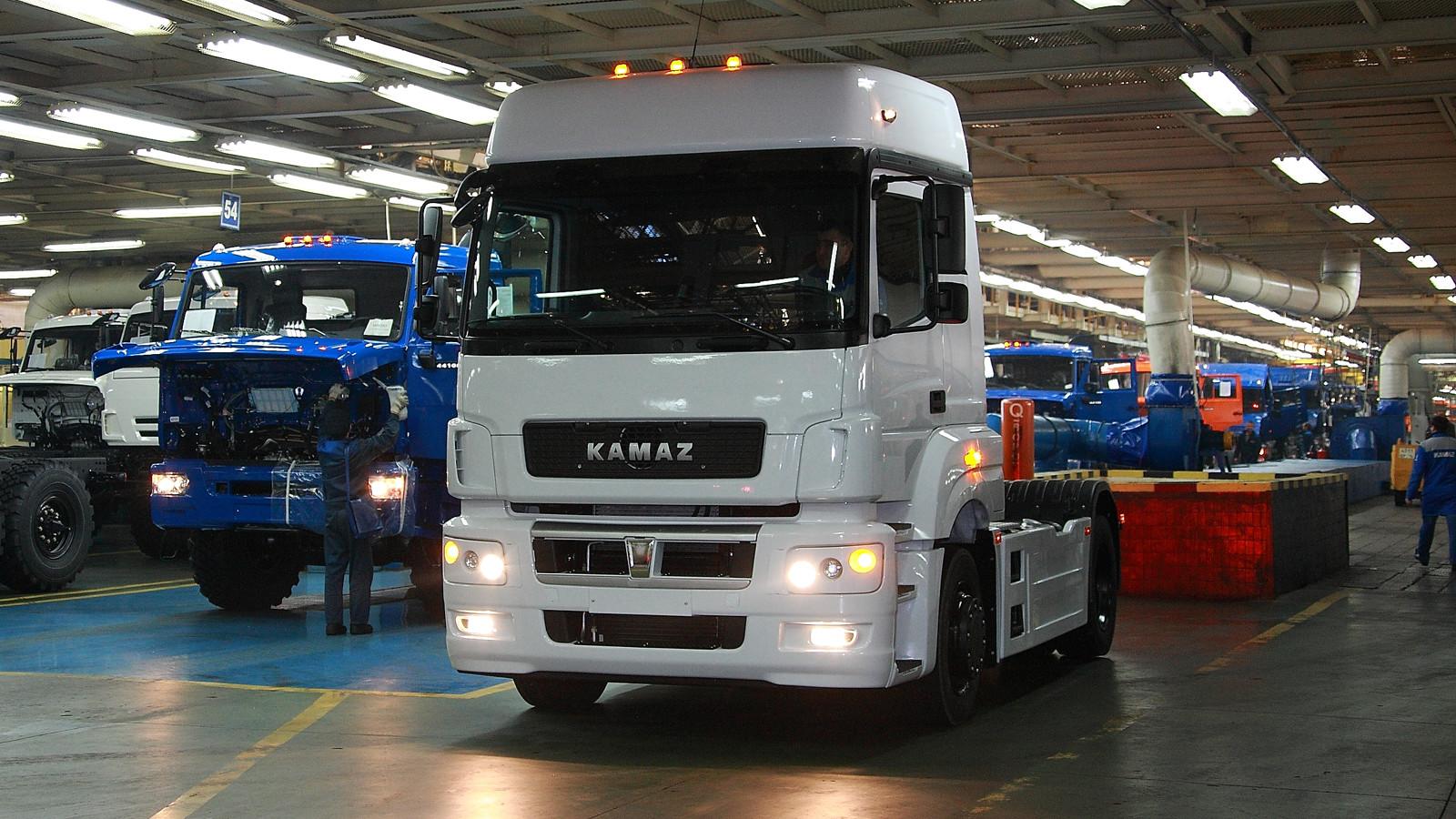КАМАЗ за10 месяцев увеличил продажи фургонов в Российской Федерации на22%