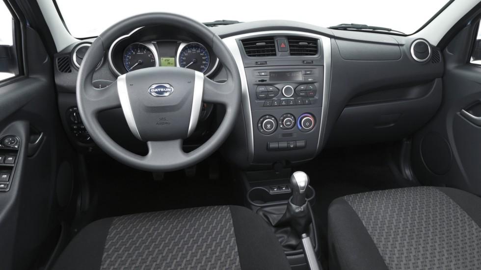 3Торпедо Datsun on-DO '2014–н.в.