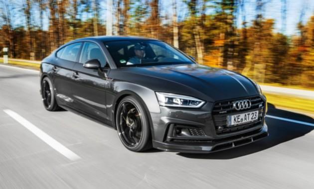 Audi A5 и Audi S5 получили экстремальные дополнения class=