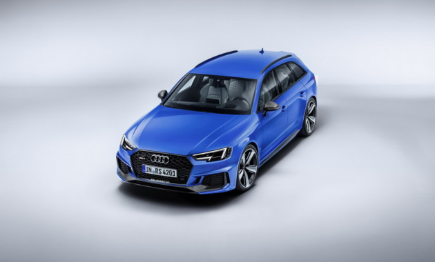 02НояПродажи Audi RS4 Avant стартовали в Европе по цене от 79800 евро