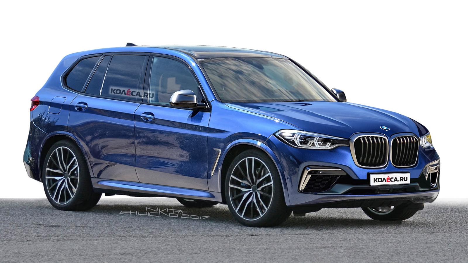 BMW X5 G05 front