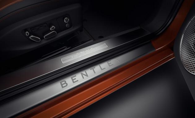 Бентли презентовала специальную версию купе континенталь GT