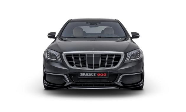 10НояBrabus представил спецверсии Mercedes-AMG S63 и Mercedes Maybach S650