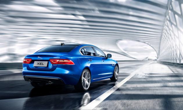 17НояВ Гуанчжоу официально представлен Jaguar XEL