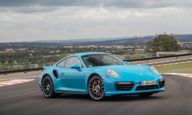 24НояНовый Porsche 911 Turbo S будет конкурировать с Ferrari 488 GTB