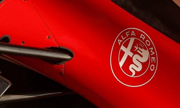 Альфа Ромео - титульный спонсор Sauber