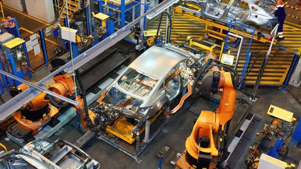 Форд икитайская Zotye вложат $756 млн вСП попроизводству электромобилей