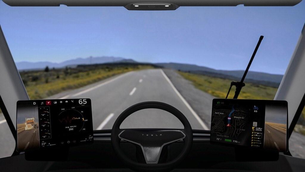 При проектировании нового родстера Tesla будут использоваться ракетные технологии