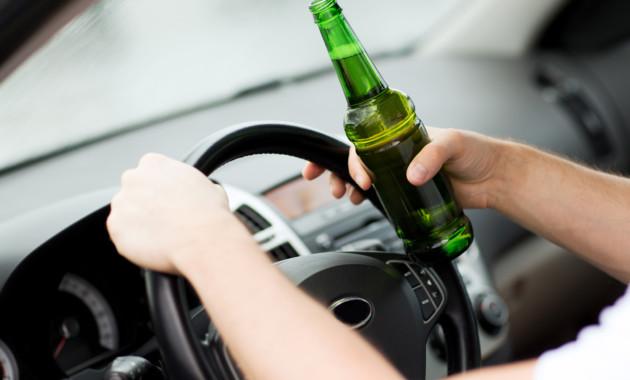 В РФ снизилось число ДТП с нетрезвыми водителями