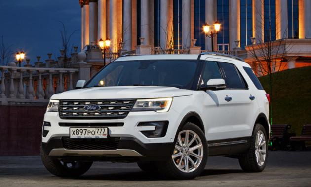 Продажи Форд в Российской Федерации увеличились на33%