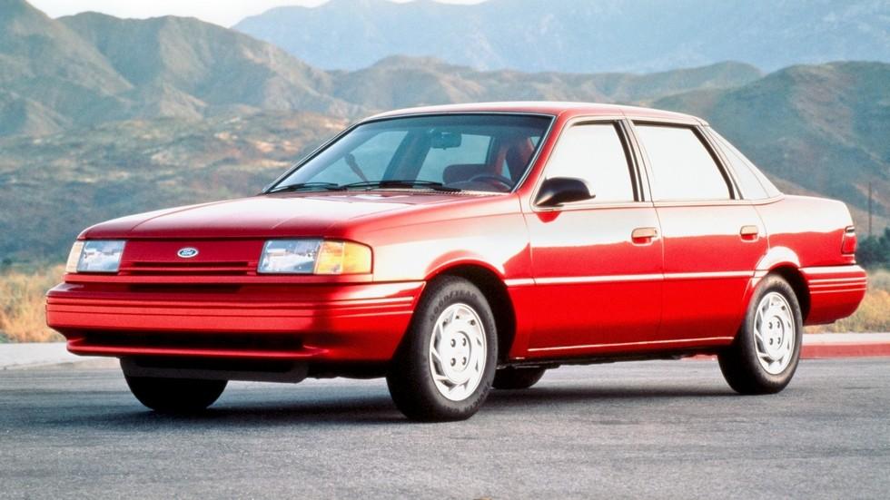 Ford Tempo GL Sedan 1992–94