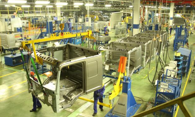 КАМАЗ собирается модернизировать конвейер