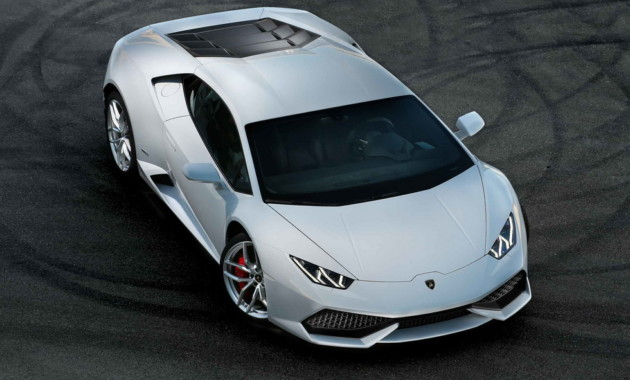 Lamborghini Huracan получит полноуправляемое шасси